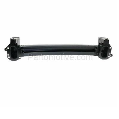 Aftermarket Replacement - BRF-1098FC 2007-2017 Jeep Compass & Patriot (For Models without Tow Hook) Front Bumper Impact Bar Crossmember Reinforcement Primed Steel - Image 3