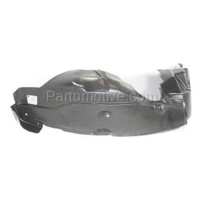 Aftermarket Replacement - IFD-1142R 07-10 Sebring Front Splash Shield Inner Fender Liner Panel Right Side CH1249131 - Image 2