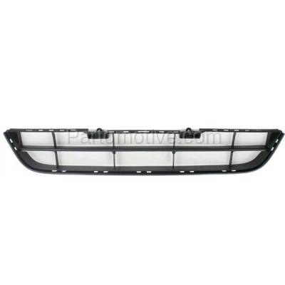 Aftermarket Replacement - GRL-1793C CAPA 06-07 Accord Sedan Front Lower Bumper Grill Grille Insert HO1036101 - Image 1