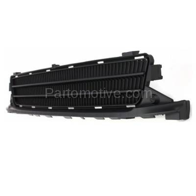 Aftermarket Replacement - GRL-2000C CAPA 08-11 GS-Series Front Lower Bumper Grill Grille LX1036100 5311230310 - Image 2