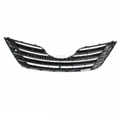 Aftermarket Replacement - GRL-2505C CAPA 07-09 Camry CE/LE Front Grill Grille Black Shell TO1200288 5311106090C0 - Image 3