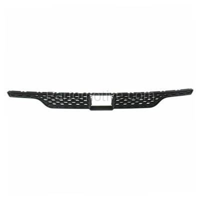 Aftermarket Replacement - GRL-1222C CAPA 11 12 13 Durango Front Bumper Face Bar Insert Grill Grille 68089176AB - Image 3