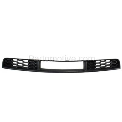 Aftermarket Replacement - GRL-1368C CAPA NEW 05-09 Mustang Base Front Bumper Grill Grille FO1036115 7R3Z17K945AB - Image 1