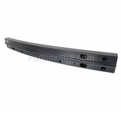 Aftermarket Replacement - BRF-1332RC 2010-2017 Chevrolet Equinox & GMC Terrain Rear Bumper Impact Face Bar Crossmember Reinforcement Beam Primed Made of Steel - Image 2