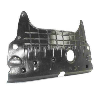 Aftermarket Replacement - ESS-1314C CAPA For Rear Engine Splash Shield Under Cover For 06-10 Sonata 2.4L 291203K250 - Image 2