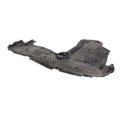 Aftermarket Replacement - ESS-1631C CAPA For 06-12 RAV4 Front Engine Splash Shield Under Cover Undercar 5141042050 - Image 1