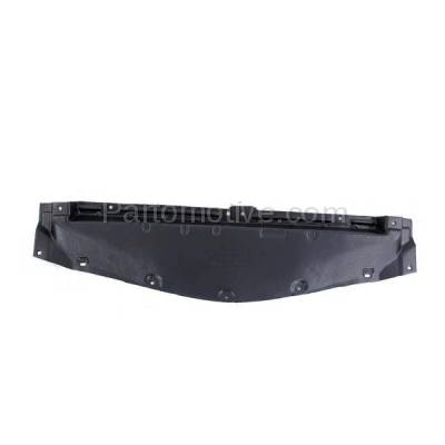 Aftermarket Replacement - ESS-1415C CAPA For 10-13 Mazda3 Front Engine Splash Shield Under Cover Guard BBM456112E - Image 1