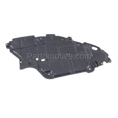 Aftermarket Replacement - ESS-1609LC CAPA For 07-11 Camry Engine Splash Shield Under Cover LH Driver Side 5144206100 - Image 1