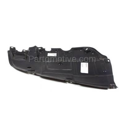 Aftermarket Replacement - ESS-1408RC CAPA For 07-12 ES350 Engine Splash Shield Under Cover Passenger Side 5144133120 - Image 1
