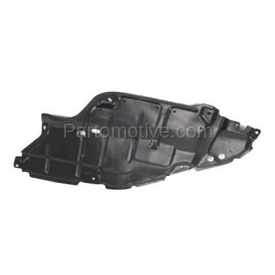 Aftermarket Replacement - ESS-1634RC CAPA For 07 08 09 Camry Engine Splash Shield Under Cover USA Built Right Side - Image 2