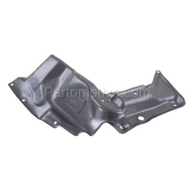 Aftermarket Replacement - ESS-1580LC CAPA For 03-08 Matrix Engine Splash Shield Under Cover w/Auto Trans Driver Side - Image 2
