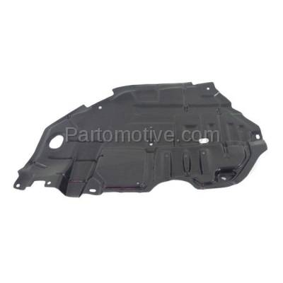 Aftermarket Replacement - ESS-1606RC CAPA For 12-14 Camry Front Engine Splash Shield Under Cover Guard Right Side - Image 2