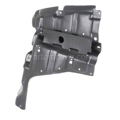 Aftermarket Replacement - ESS-1620RC CAPA For 04-09 Prius Front Engine Splash Shield Under Cover Guard RH Right Side - Image 2