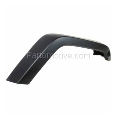 Aftermarket Replacement - FDF-1033RC CAPA For 07-17 Wrangler JK Front Fender Flare Wheel Opening Molding Trim Right - Image 2