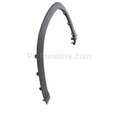 Aftermarket Replacement - FDF-1058LC CAPA For 14-16 Highlander Front Fender Flare Wheel Opening Molding Trim Left - Image 2