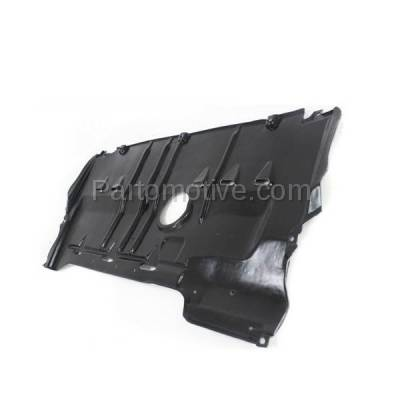 Aftermarket Replacement - ESS-1429C CAPA For 04-09 Mazda3, 06-10 Mazda5 Rear Engine Splash Shield Under Cover Guard - Image 2