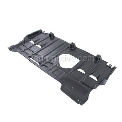 Aftermarket Replacement - ESS-1414C CAPA For 10-13 Mazda3 Rear Engine Splash Shield Under Cover Undercar BBM456110C - Image 2