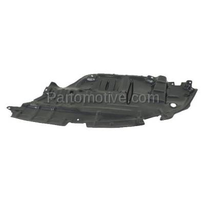 Aftermarket Replacement - ESS-1594LC CAPA For 13-15 Avalon Front Engine Splash Shield Under Cover Left Driver Side - Image 2