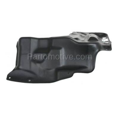 Aftermarket Replacement - ESS-1635LC CAPA For 09-14 Matrix Engine Splash Shield Under Cover Manual Trans Driver Side - Image 1