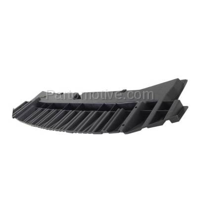 Aftermarket Replacement - ESS-1515C CAPA For Front Engine Splash Shield Under Cover Fits 13 14 15 Sentra 626633SH0A - Image 2
