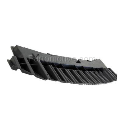 Aftermarket Replacement - ESS-1515C CAPA For Front Engine Splash Shield Under Cover Fits 13 14 15 Sentra 626633SH0A - Image 3