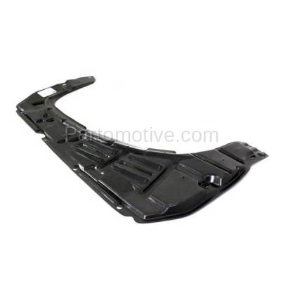 Aftermarket Replacement - ESS-1529C CAPA For NEW Front Engine Splash Shield Under Cover Fits 07-12 Versa 75892EL000 - Image 2