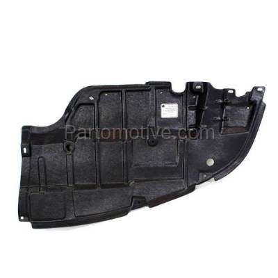 Aftermarket Replacement - ESS-1408LC CAPA For 07-12 ES350 Engine Splash Shield Under Cover LH Driver Side 5144233120 - Image 1