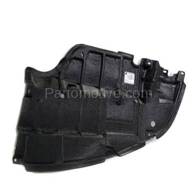 Aftermarket Replacement - ESS-1408LC CAPA For 07-12 ES350 Engine Splash Shield Under Cover LH Driver Side 5144233120 - Image 3