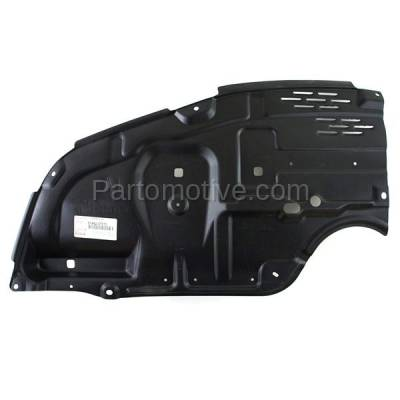 Aftermarket Replacement - ESS-1619LC CAPA For 05-10 Avalon Front Engine Splash Shield Under Cover Guard Driver Side - Image 1