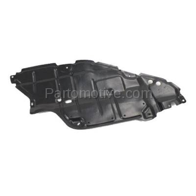 Aftermarket Replacement - ESS-1634LC CAPA For 07 08 09 Camry Engine Splash Shield Under Cover USA Built Driver Side - Image 2