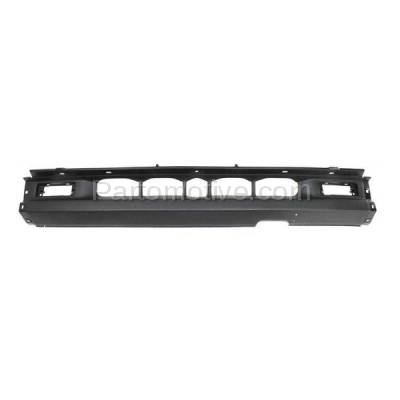 Aftermarket Replacement - VLC-1295F 90-93 Mazda B-Series B2200/B2600 Pickup Truck Front Bumper Lower Spoiler Valance Air Dam Deflector Apron Garnish Panel Primed - Image 1