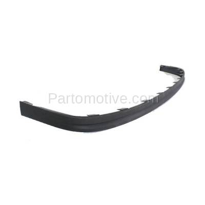 Aftermarket Replacement - VLC-1203F 07-14 Escalade & ESV/EXT Front Bumper Lower Spoiler Valance Air Dam Deflector Apron Garnish Panel Textured - Image 2