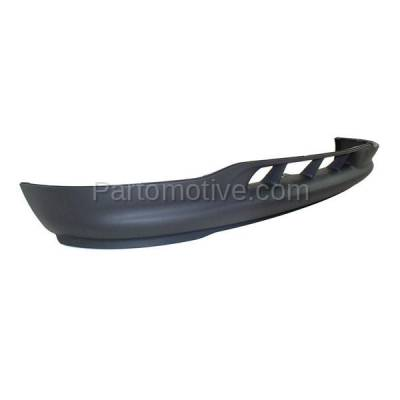 Aftermarket Replacement - VLC-1116F 99-03 F150 & 1999 F250 Light Duty Pickup Truck RWD Front Bumper Lower Spoiler Valance Air Dam Deflector Apron Garnish Panel Primed - Image 2