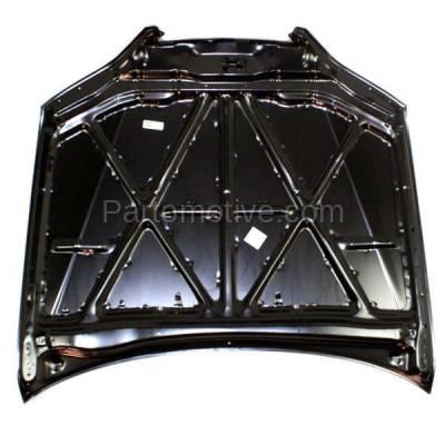 Aftermarket Replacement - HDD-1458 1997-2001 Lexus ES300 (Base Sedan 4-Door) (3.0 Liter V6 Engine) Front Hood Panel Assembly Primed Steel - Image 3