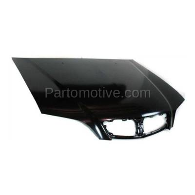 Aftermarket Replacement - HDD-1002 1999-2000 Acura TL (Base Sedan 4-Door) 3.2L Front Hood Panel Assembly Primed Steel - Image 2