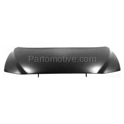 Aftermarket Replacement - HDD-1729 2001-2009 Volvo S60 & 2001-2007 V70 & 2003-2007 XC70 (Sedan & Wagon 4-Door) Front Hood Panel Assembly Primed Steel - Image 1