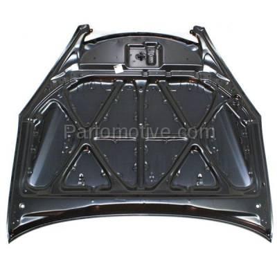 Aftermarket Replacement - HDD-1456 2002-2003 Lexus ES300 & 2004-2006 ES330 Sedan 4-Door (3.0 & 3.3 Liter V6 Engine) Front Hood Panel Assembly Primed Steel - Image 3