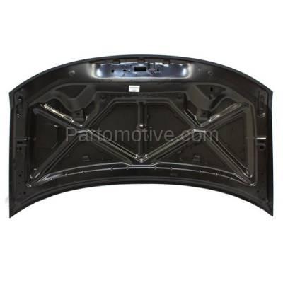 Aftermarket Replacement - HDD-1194 2007-2010 Ford Edge (Limited, SE, SEL, Sport) Sport Utility 4-Door (3.5 Liter V6 Engine) Front Hood Panel Assembly Primed Steel - Image 2