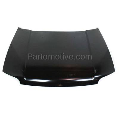 Aftermarket Replacement - HDD-1174 2001-2007 Ford Escape & 2005-2007 Mercury Mariner (2.0 & 2.3 & 3.0 Liter Engine) Front Hood Panel Assembly Primed Steel - Image 1