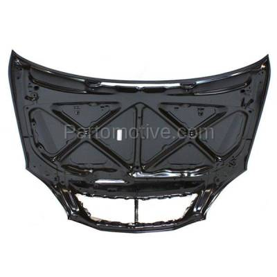 Aftermarket Replacement - HDD-1457 2004-2009 Lexus RX330/RX350/RX400h (3.3 & 3.5 Liter V6 Engine) (Sport Utility 4-Door) Front Hood Panel Assembly Primed Steel - Image 3