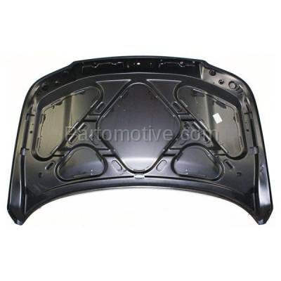 Aftermarket Replacement - HDD-1607 2002-2005 Land Rover Freelander (HSE, S, SE, SE3) Sport Utility 2 & 4-Door (2.5 Liter V6 Engine) Front Hood Panel Assembly Primed Stee - Image 3