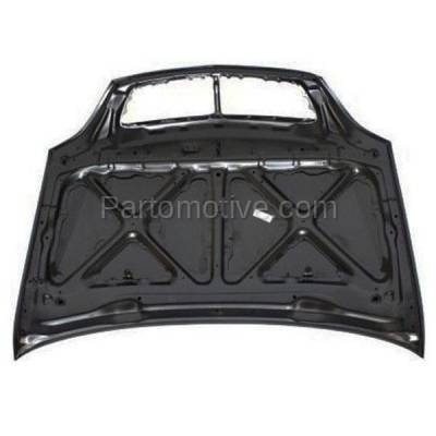 Aftermarket Replacement - HDD-1455 1999-2003 Lexus RX300 Sport Utility 4-Door (3.0 Liter V6 Engine) Front Hood Panel Assembly Primed Steel - Image 3