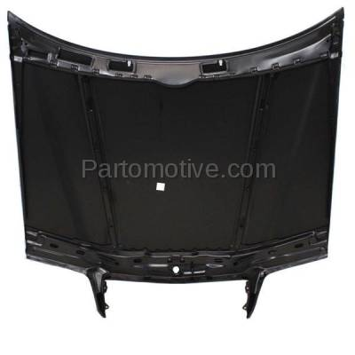 Aftermarket Replacement - HDD-1499 1994-2000 Mercedes-Benz C-Class (C220/C230/C280/C36 & C43 AMG) Base & Kompressor Sedan (202 Chassis) Front Hood Panel Assembly Primed Steel - Image 3