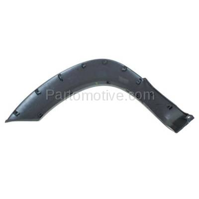 Aftermarket Replacement - FDF-1048LC CAPA For Front Fender Flare Wheel Opening Molding Trim For 05-09 Tucson Left - Image 3