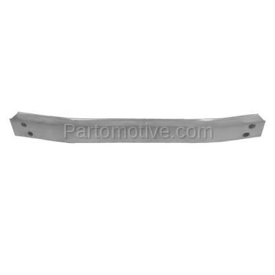 Aftermarket Replacement - BRF-1855RC 2001-2003 Toyota Prius (1.5 Liter Electric/Gas Engine) (Sedan 4-Door) Rear Bumper Impact Face Bar Crossmember Reinforcement Steel - Image 2