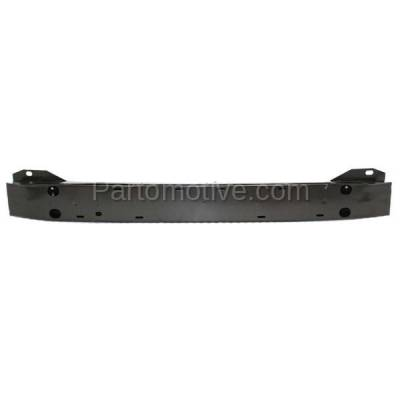 Aftermarket Replacement - BRF-1643FC 2004-2012 Mitsubishi Galant & 2006-2012 Eclipse (2.4 & 3.8 Liter Engine) Front Bumper Impact Face Bar Crossmember Reinforcement Primed Steel - Image 1