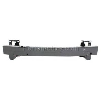 Aftermarket Replacement - BRF-1094FC 2011-2014 Chrysler 200 & 2007-2010 Sebring & 2008-2014 Dodge Avenger Front Bumper Impact Bar Crossmember Reinforcement Primed Steel - Image 1
