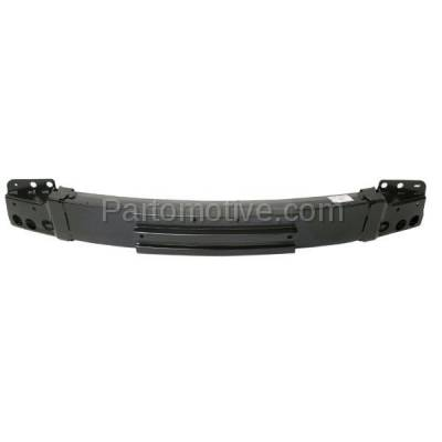 Aftermarket Replacement - BRF-1267FC 2007-2016 GMC Acadia & 2017 Acadia Limited Front Bumper Impact Face Bar Crossmember Reinforcement Primed Made of Steel - Image 1