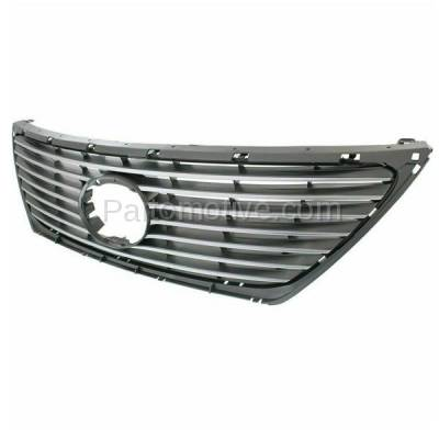 Aftermarket Replacement - GRL-2035C CAPA 07-09 LS-Series Front Grill Grille w/Pre-Collision LX1200132 5311250130 - Image 2