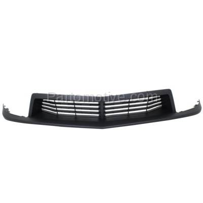 Aftermarket Replacement - GRL-1545C CAPA 12-15 Camaro ZL1 Front Grill Grille Textured Black GM1036141 22894223 - Image 1